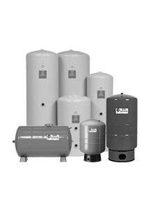 Range of pump tanks